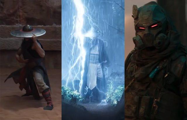 Mortal Kombat revela más secretos de sus luchadores y sus ataques en el nuevo adelanto