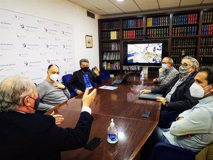 Puertos.- La Autoridad Portuaria y la Mesa del Ferrocarril trasladan su apuesta por la integración tren-puerto