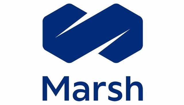 Logo de Marsh.