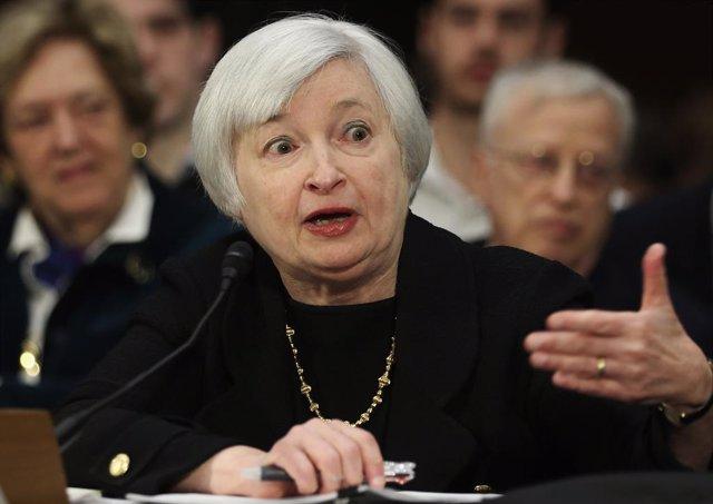 Archivo - Janet Yellen, secretaria del Tesoro de Estados Unidos.
