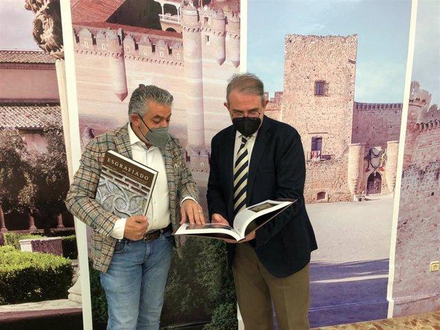 Presentación del libro 'Esgrafiado: historia de un revestimiento mural. De la Antigüedad al Renacimiento'