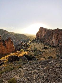 Sierra de los Filabres (Almería)