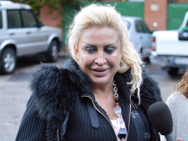 Archivo - Raquel Mosquera, en una imagen de archivo