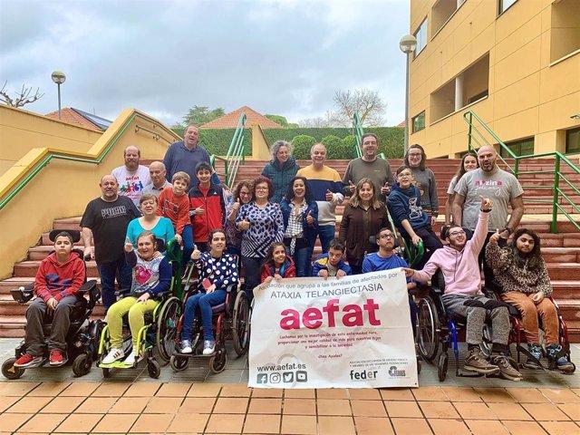 Archivo - Miembros de Aefat