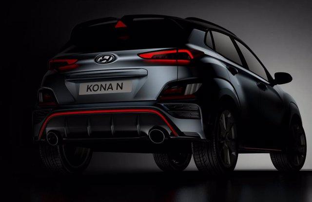 Archivo - Hyundai Kona N.