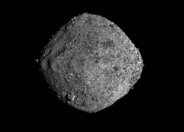 Archivo - Asteroide Bennu