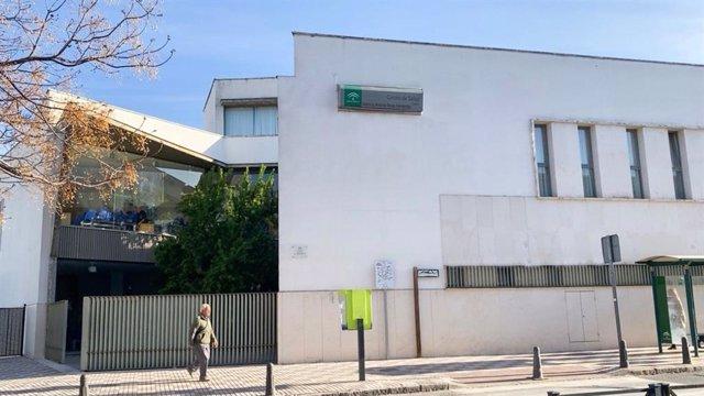 Centro de Salud de Cabra.
