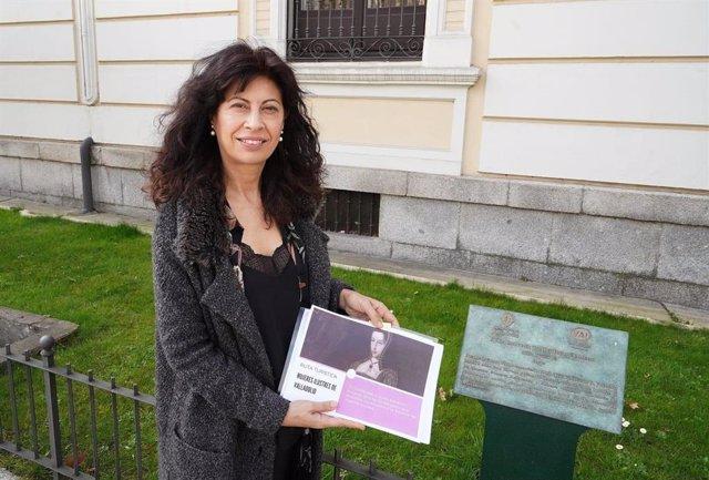 La concejal de Cultura y Turismo, Ana Redondo.