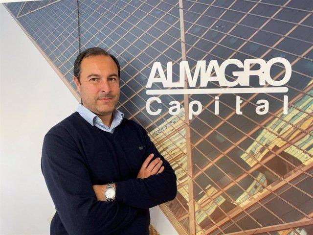 Archivo - Luis Ulibarri, socio fundador y vicepresidente de Almagro Capital