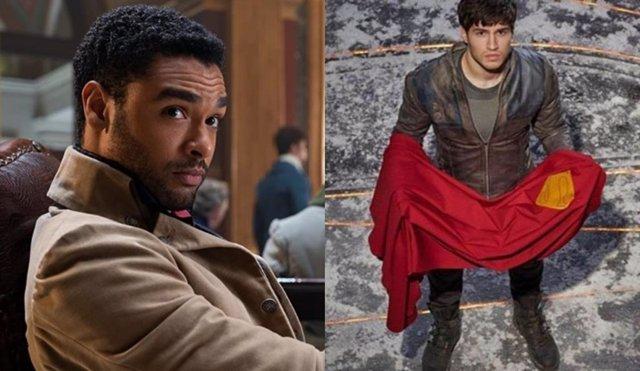 """Regé-Jean Page fue vetado en Krypton por ser negro: """"Honestamente, las explicaciones casi duelen más"""""""