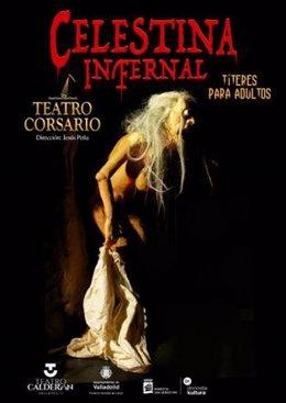 El espectáculo 'Celestina Infernal' de Teatro Corsario.