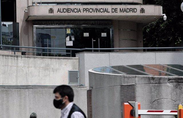 Archivo - Audiencia Provincial de Madrid