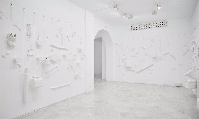 Obra de Amalia Pica en el CAAC