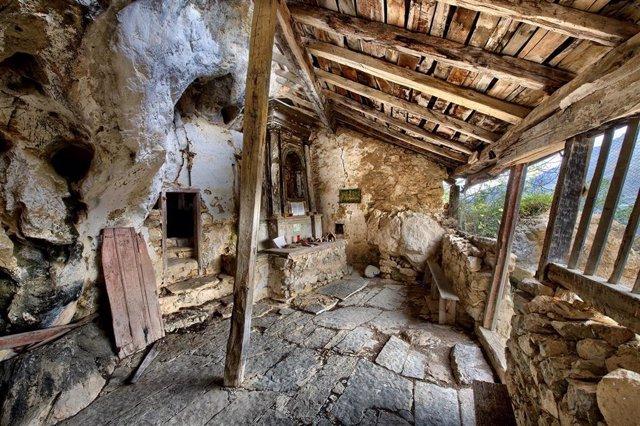 Archivo - Ermita de San Juan de Socueva