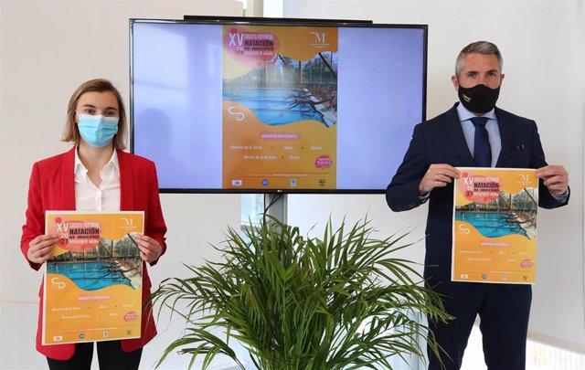 Alhaurín de la Torre inaugura el sábado el XV Circuito Provincial de Natación de Invierno Diputación de Málaga