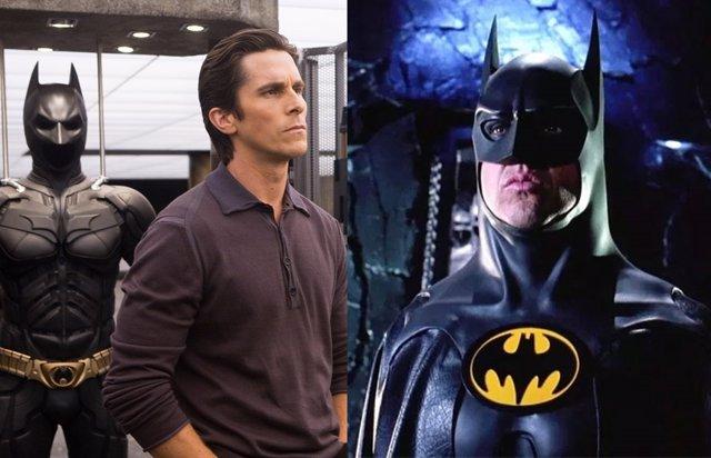 ¿Volverá Christian Bale Como Batman Sustituyendo A Michael Keaton En The Flash?