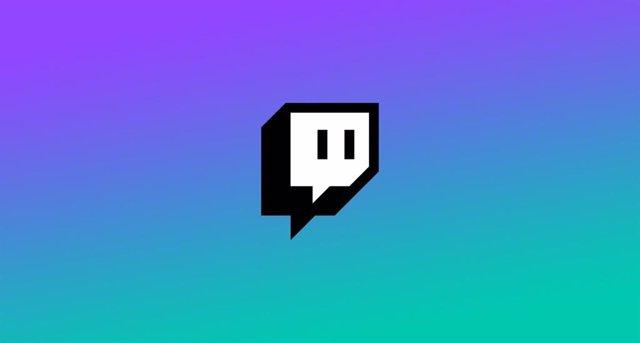 Archivo - Logo de Twitch.
