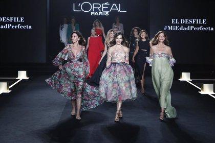 """L'Oréal Paris celebra el 50 aniversario de su eslogan """"Porque nosotras lo valemos"""" en MBFWMadrid"""