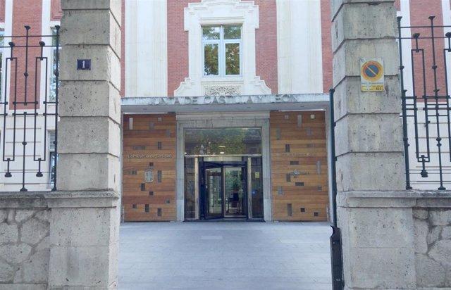 Archivo - Consejería de Sanidad de Castilla y León.
