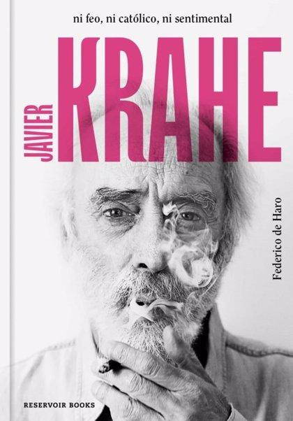 """Federico de Haro publica la primera biografía de Javier Krahe: """"Vivió sin estar anclado a la dictadura de los billetes"""""""