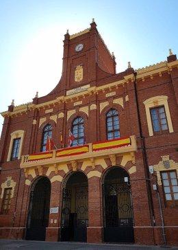 Ayuntamiento de Becerril de Campos.
