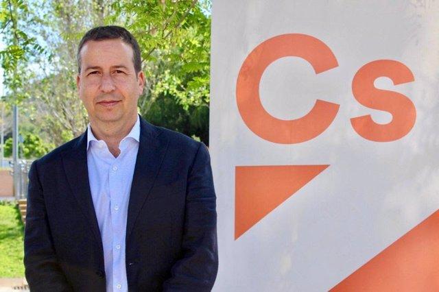 José Luis Muñoz Lagares, candidato a senador por designación autonómica propuesto por Ciudadanos y que reemplazará a Fran Hervías.