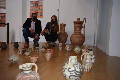 El centro Albayzín celebra los Días Europeos de la Artesanía con una exposición