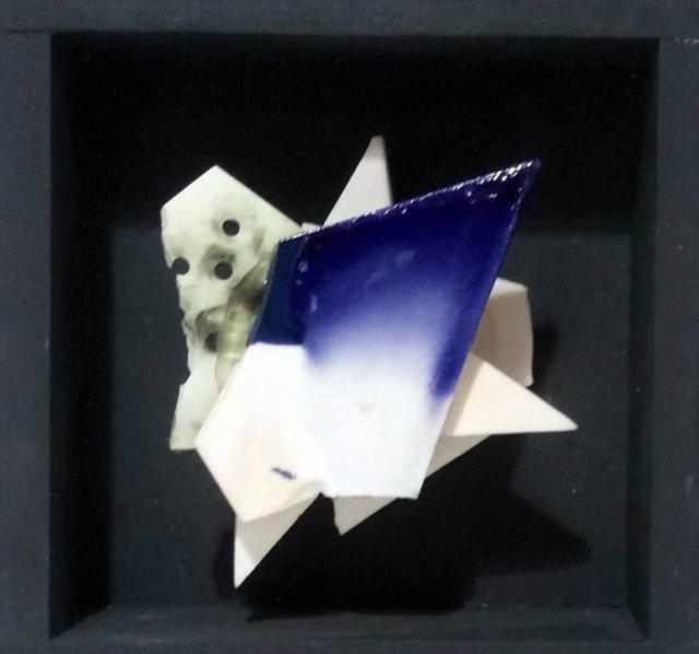 Archivo - Magen de una de las piezas de la exposición 'TACET. El silencio hecho cerámica'