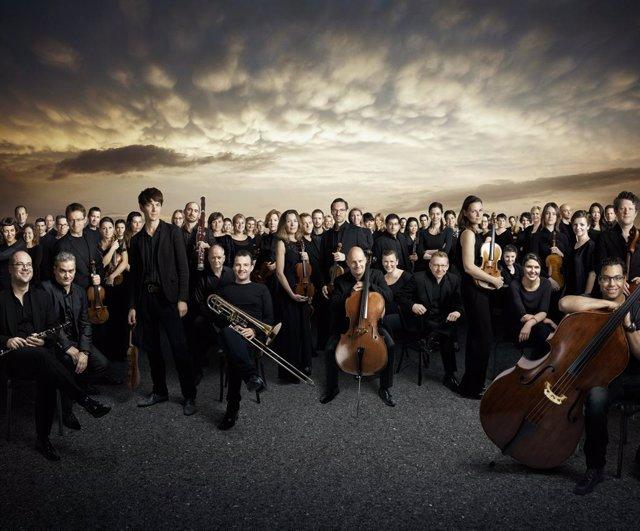 Archivo - Arxiu - La Mahler Chamber Orchestra.