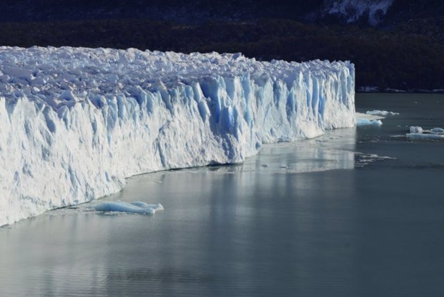 Frente de hielo antártico