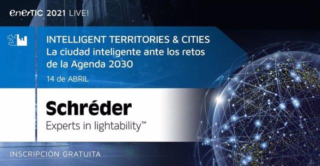 Foro enerTIC Live Intelligent Territories & Cities