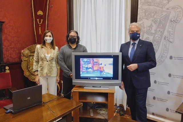 Presentación del 'Cubofit' de Granada