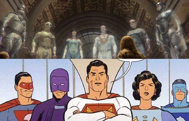 Jupiter's Legacy: La serie de Netflix promete resolver el gran error del cómic de Mark Millar