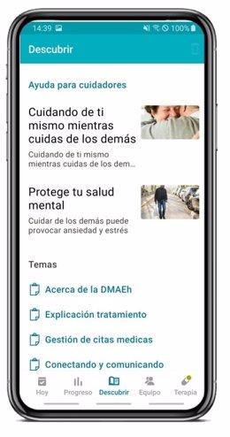App 'Mucho por Ver'
