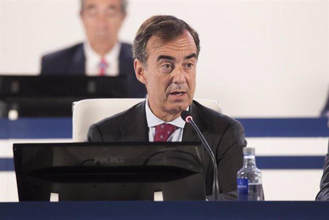 Archivo - Juan Villar-Mir de Fuentes, vicepresidente y consejero delegado de Grupo Villar Mir
