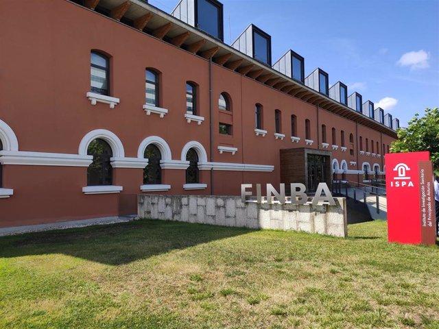 Archivo - Sede del Intituto de Investigación Sanitaria del Principado de Asturias (ISPA) y de la Fundación para la Investigación y la Innovación Biosanitaria del Principado de Asturias (Finba).