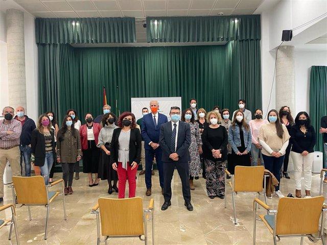 Presentación de la nueva Ley de Infancia y Adolescencia de Andalucía a colectivos de Granada