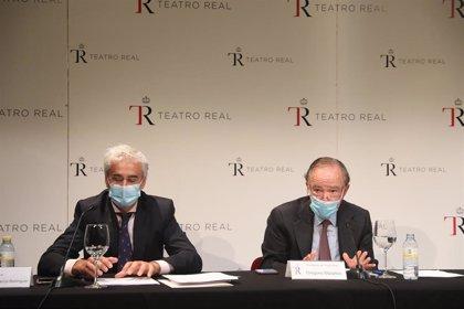 """García-Belenguer (Teatro Real), sobre contagios en 'Peter Grimes': """"Sanidad no ha considerado nunca alarma sanitaria"""""""