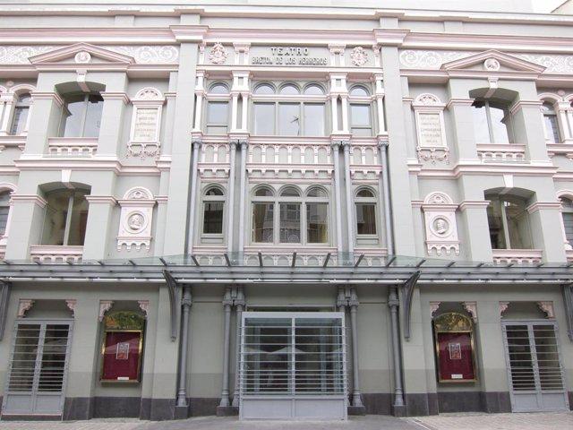 Archivo - Teatro Bretón de los Herreros de Logroño