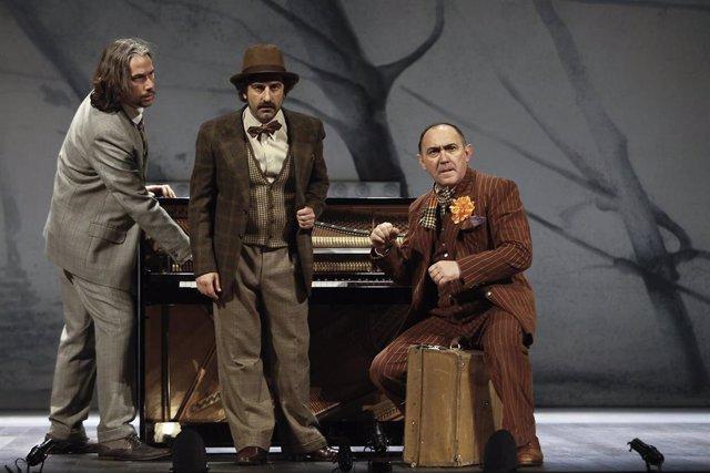 Archivo - Teatro De Rojas Temporada Otoño 2012. Obra: Noche De Reyes