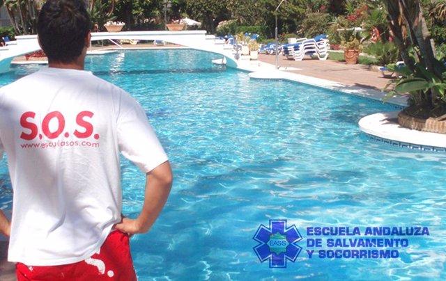 Cursos de Socorrismo en Andalucía 2021