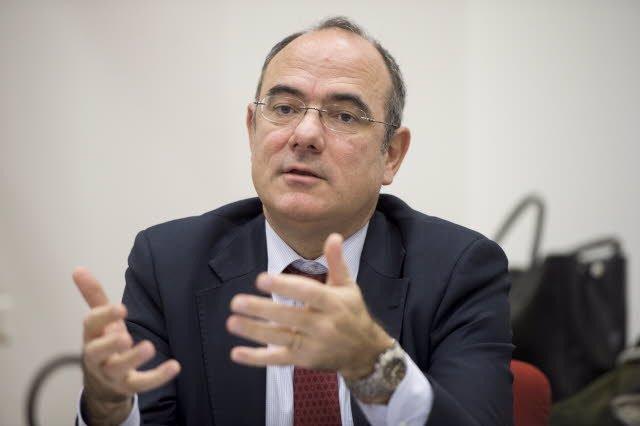 Archivo - El portavoz del Parlamento Europeo, Jaume Duch.