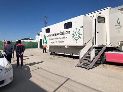 Coronavirus.- La Junta programa nuevos cribados en Puerto Serrano y El Bosque la próxima semana