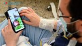 Foto: El Hospital Gregorio Marañón trasplanta un corazón a un paciente el mismo día que nace su primer hijo