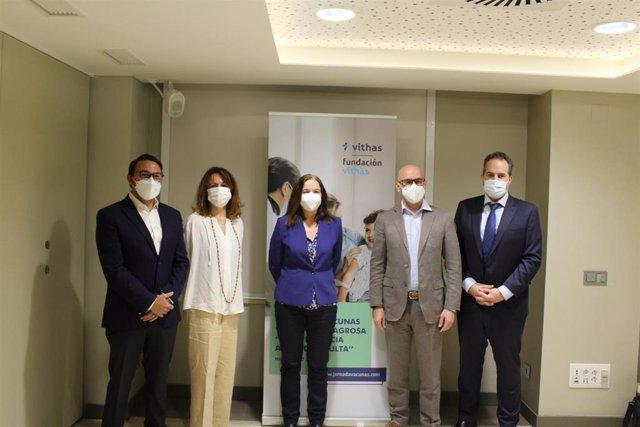I Jornada vacunas Vithas La Milagrosa