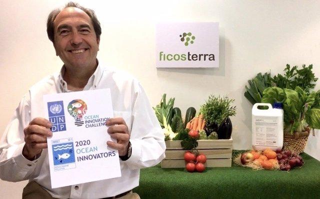 Luis Lombana, director general de Ficosterra.