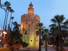 Archivo - Torre del Oro