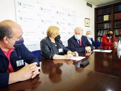 Puertos.-La Autoridad Portuaria y Asopesca firman un acuerdo para la gestión de residuos de los barcos de pesca