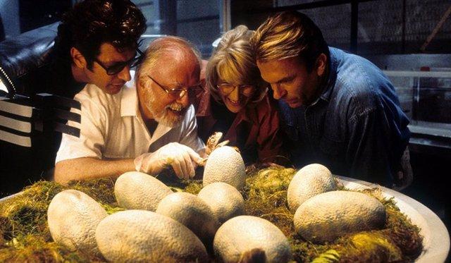 Archivo - Jurassic Park