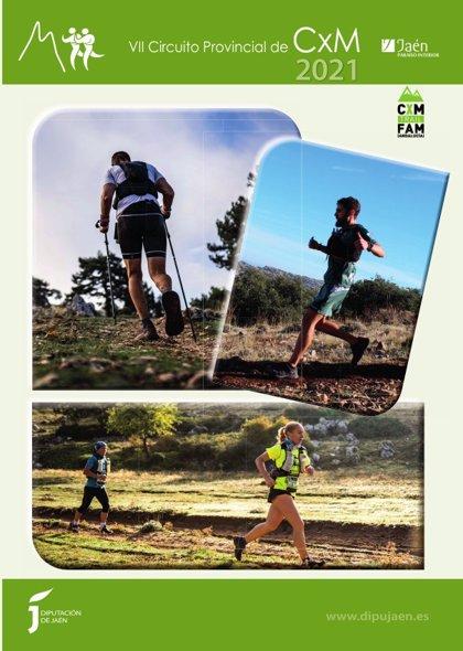 MásJaén.- El VII Circuito Provincial de Carreras por Montaña incluirá siete pruebas entre abril y noviembre